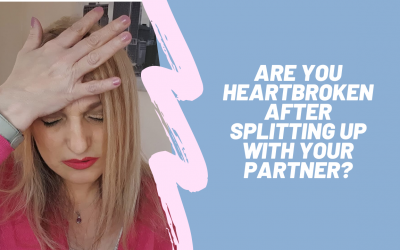 Are You Heartbroken After Splitting Up With Your Partner?